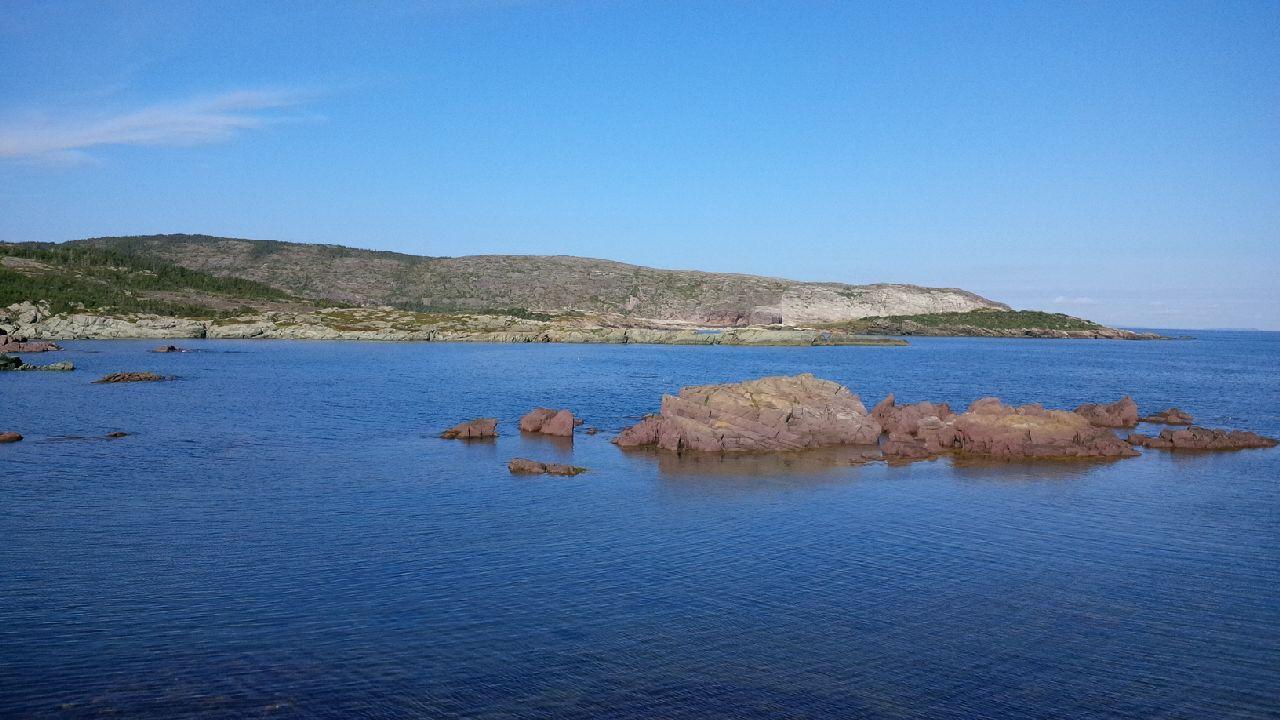 Keels Newfoundland