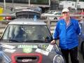 2013 GP wins Targa Newfoundland 2014 GT E class!